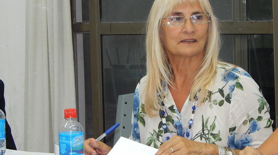 Graciela Vadillo es la nueva presidente de la Rural
