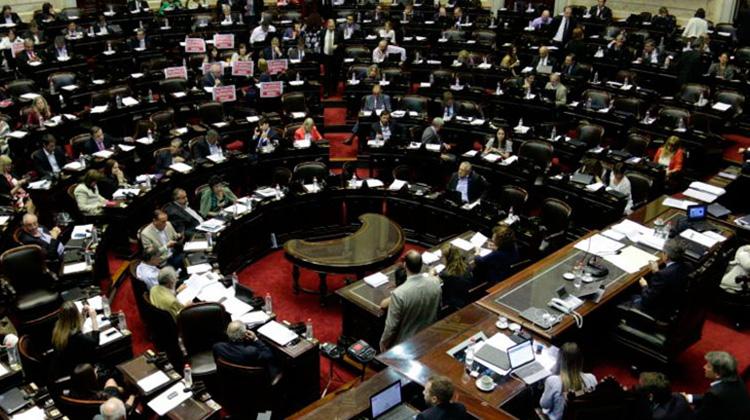 Ganancias: la oposición impuso su proyecto con una mayoría amplia