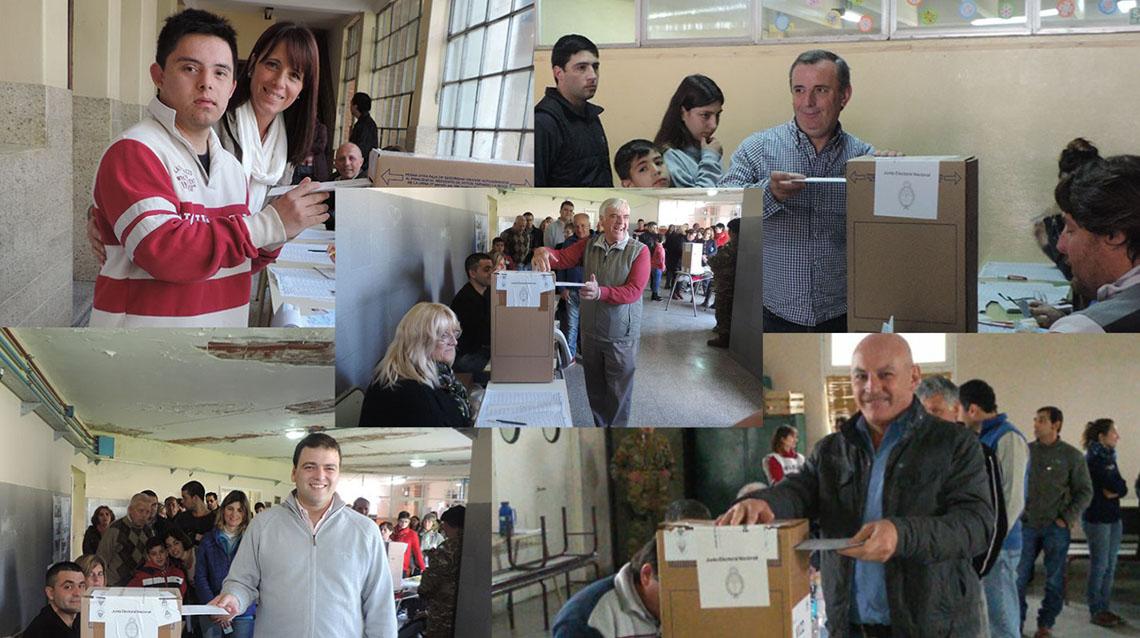Elecciones 2015: 40.402 nuevejulienses elegirán al sucesor de Battistella