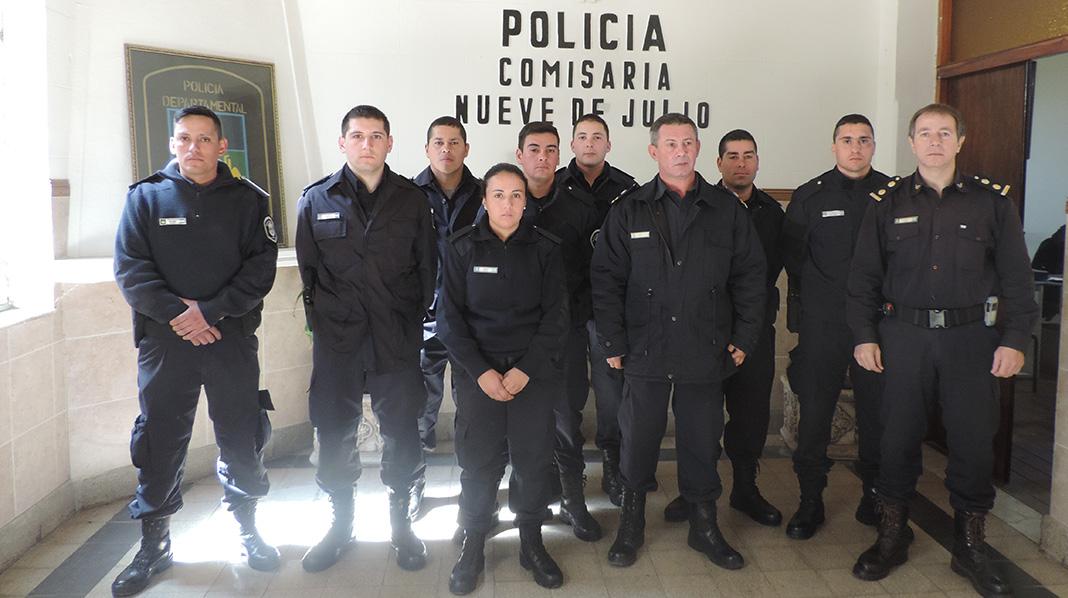 Día del Policía de la Provincia