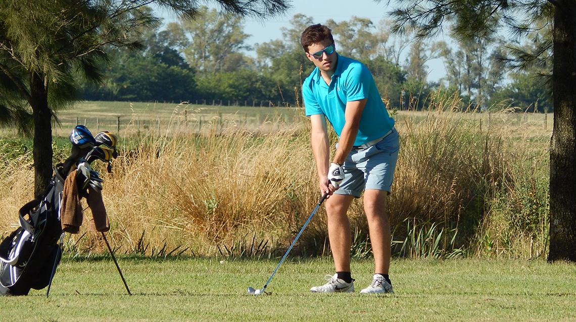 Sancholuz Campeón del Golf Club