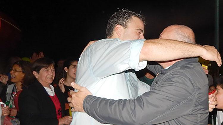 Voto 9 de Julio: Delgado aseguro que acompañara a Barroso