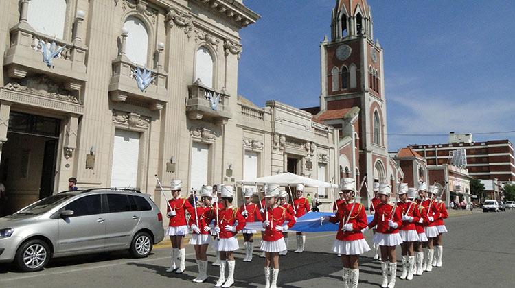 Nueve de Julio cumplira su 152º años de fundación
