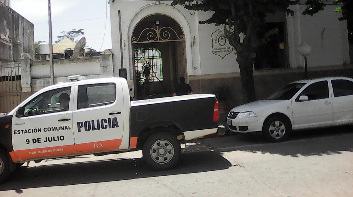 Informe Policial (I)