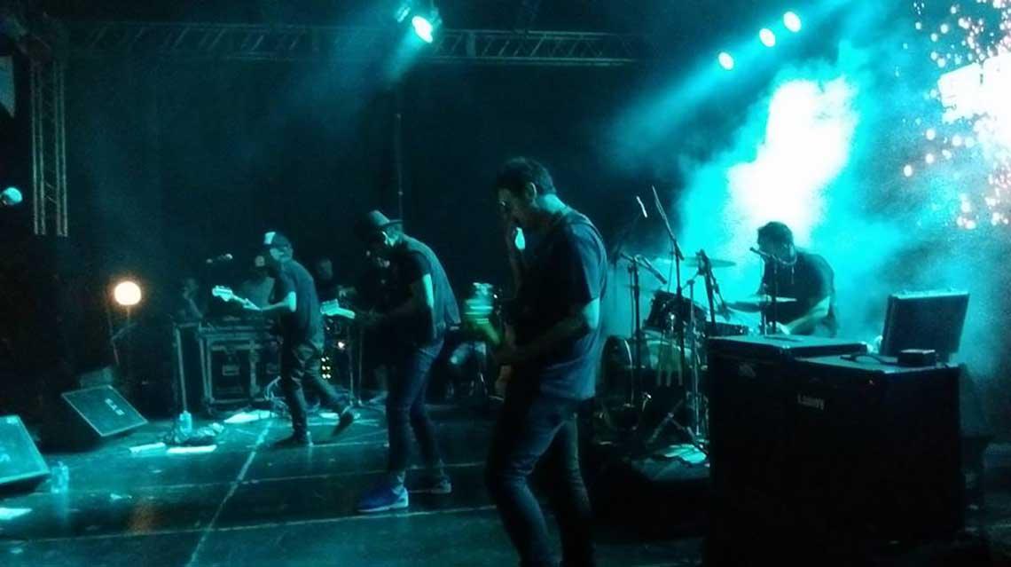 Explotó Quiroga con Rock al Campo