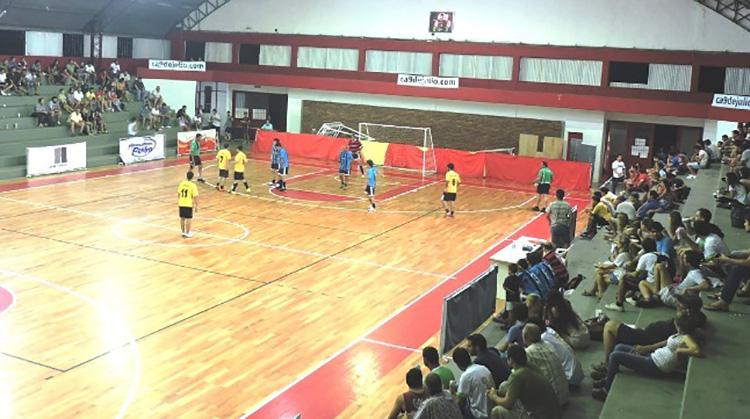 Atletico arranca el Futsal
