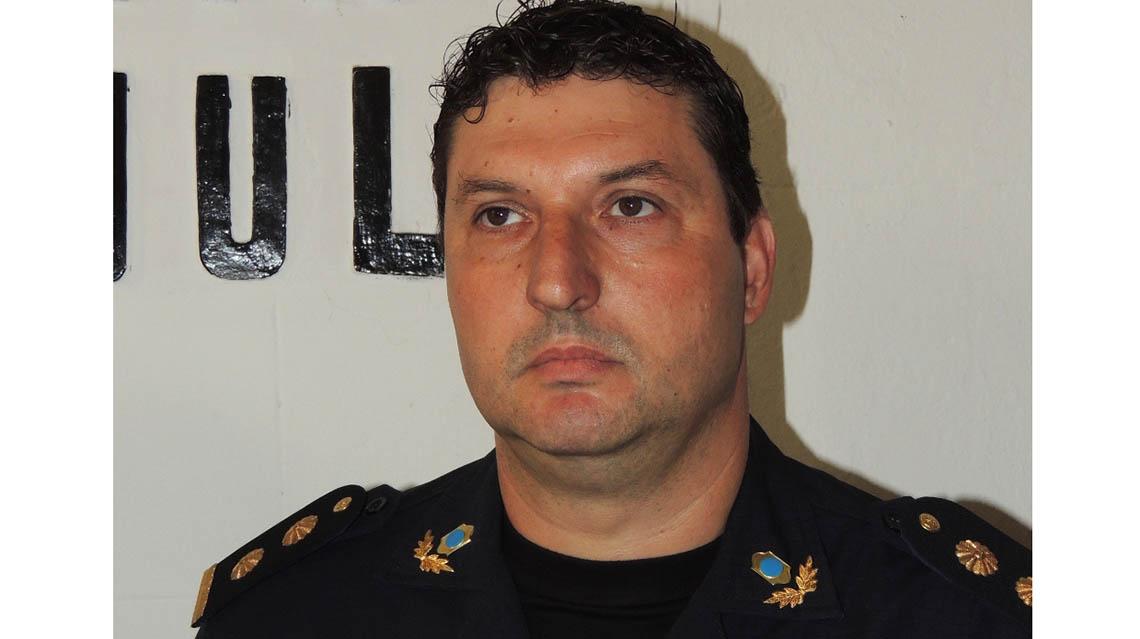 Visita de policía comunal a Dudignac y La Niña