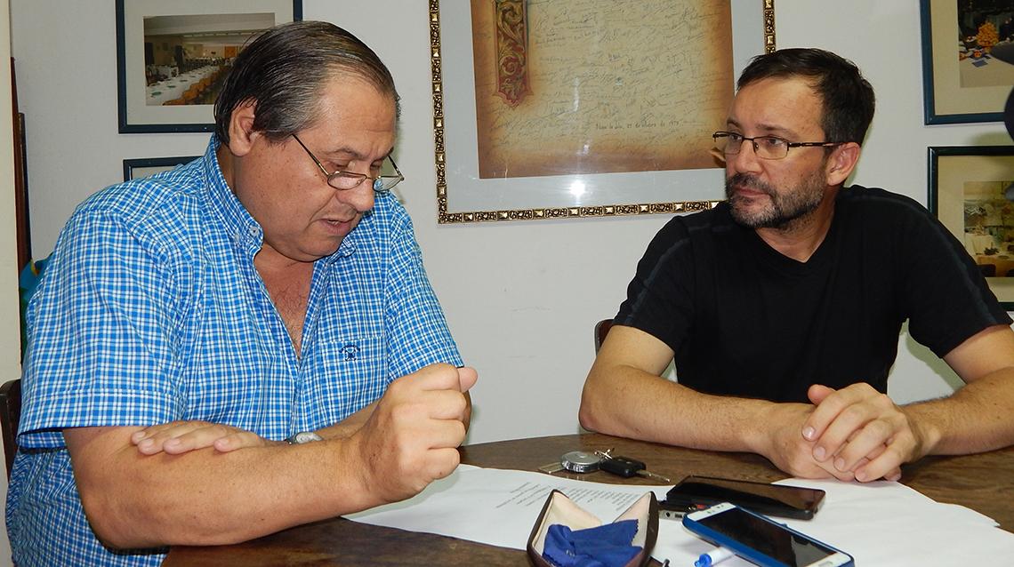 """Robaron la sede del """"Abuelo Julio"""""""
