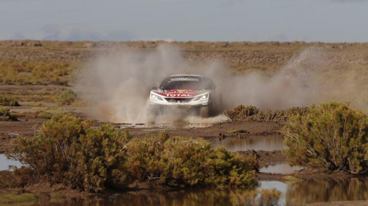 Cierra la última del Dakar