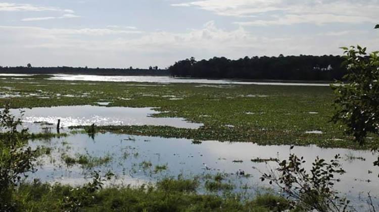 Junín: preocupa avance del agua