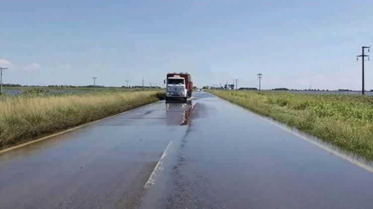 La Ruta 33 estará cerrada al tránsito