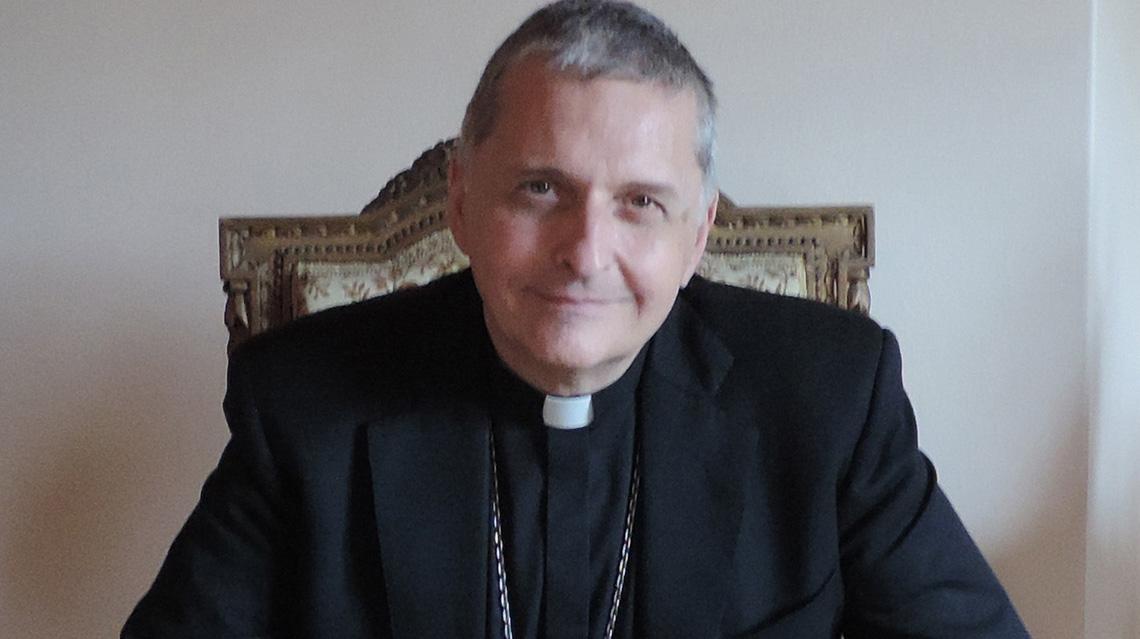 El obispo en Portugal