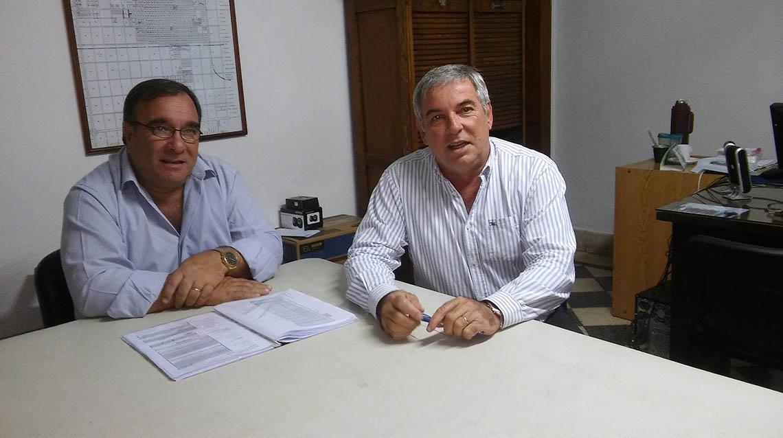 Dudignac y Quiroga contarán con inspectores de tránsito