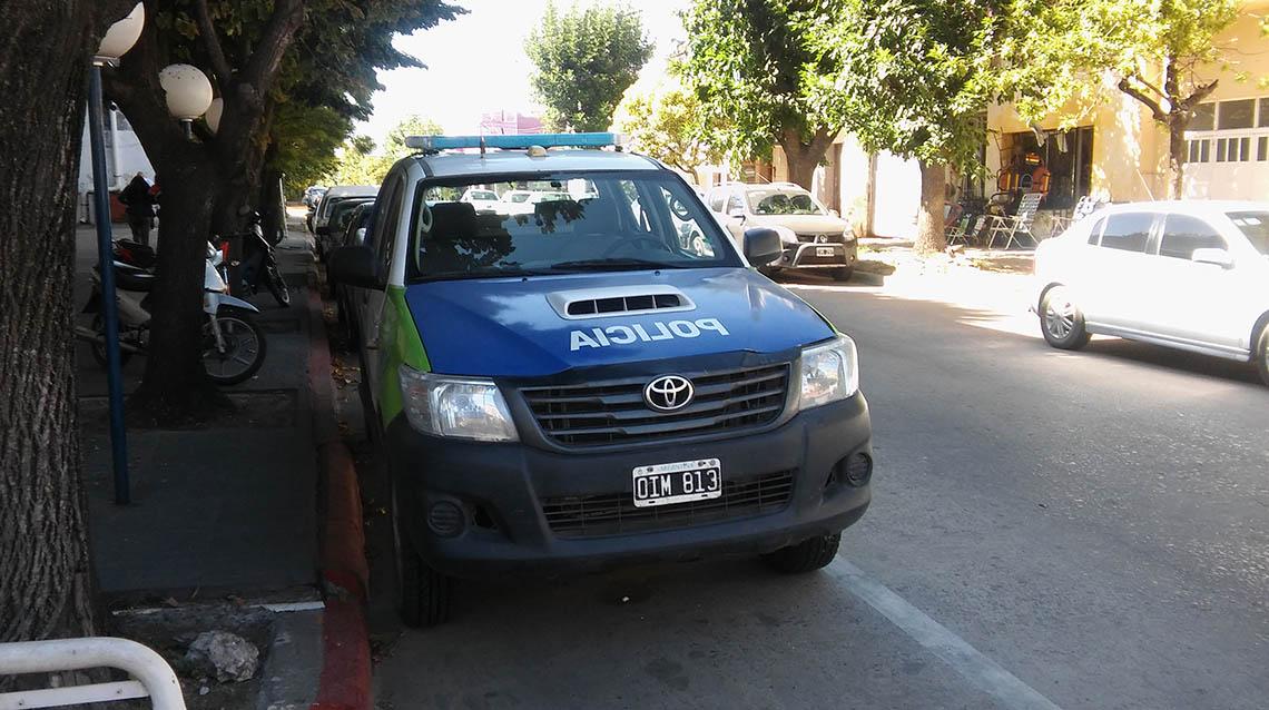 Fatal accidente en Quiroga
