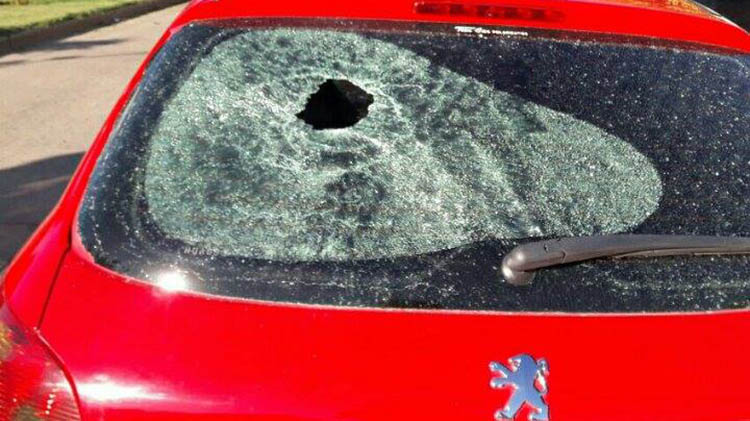 Sigue el vandalismo vehicular