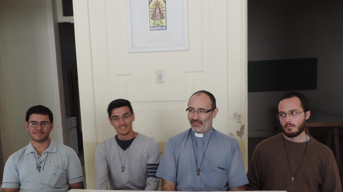 Misión católica en Ciudad Nueva