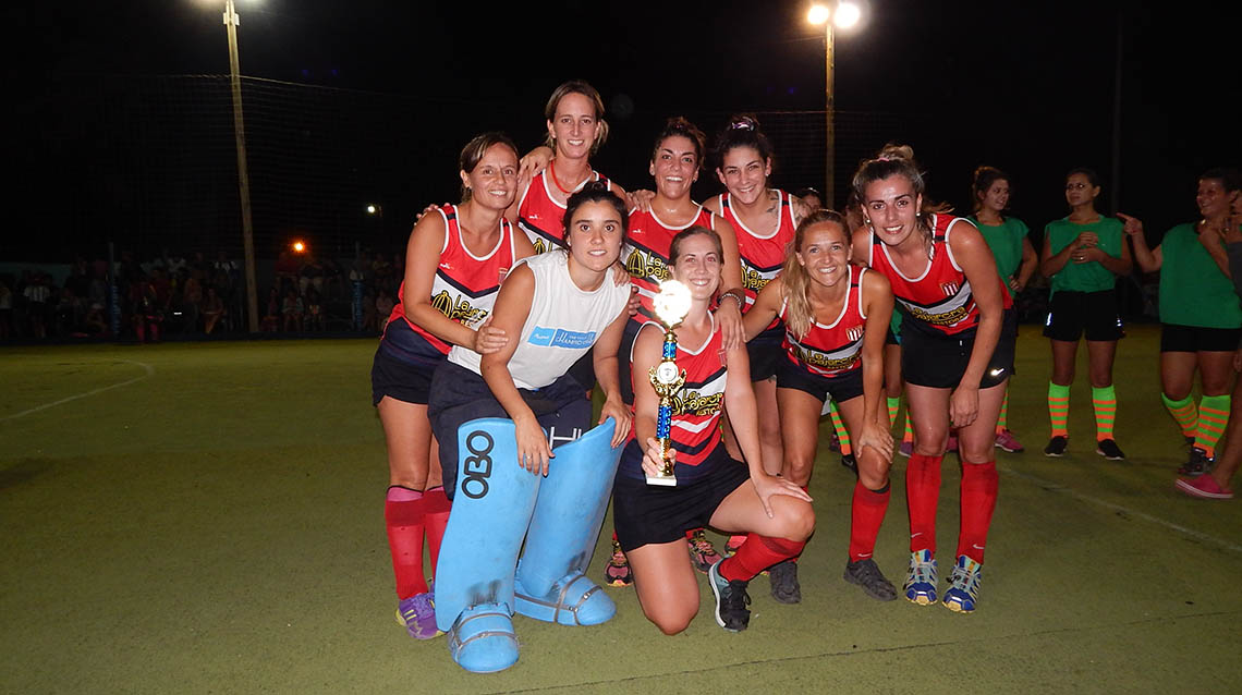 Gran final del Torneo de Hockey