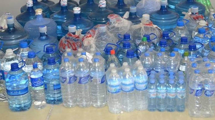 Colecta de agua