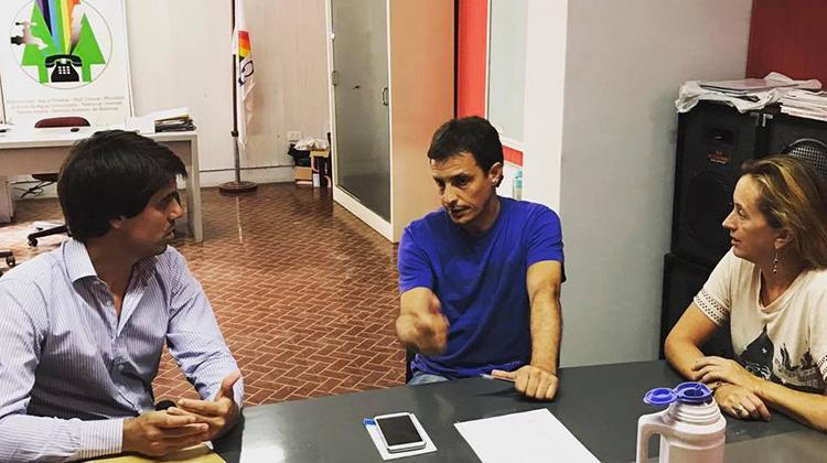 Concejales PRO en Quiroga