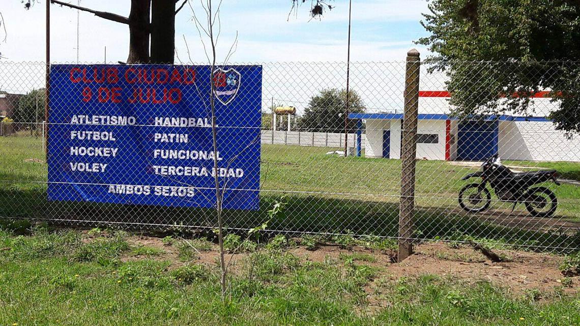Club Ciudad da su puntapié inicial