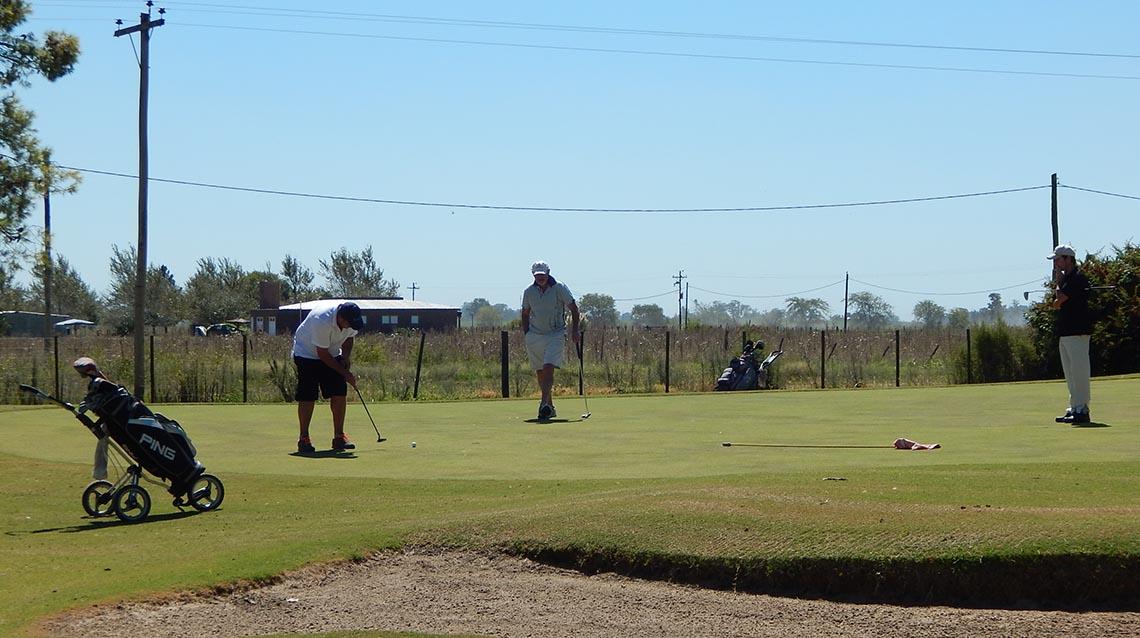 El golf a pura Cábala