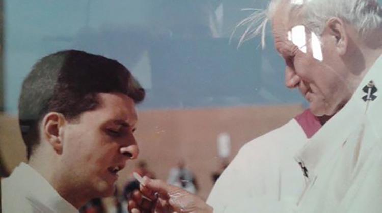 30 años de la visita papal a la Argentina