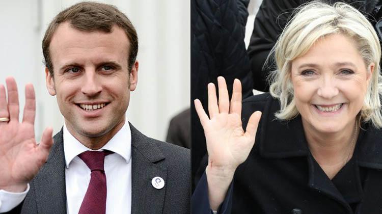 Francia: Macron-Le Pen, la batalla final