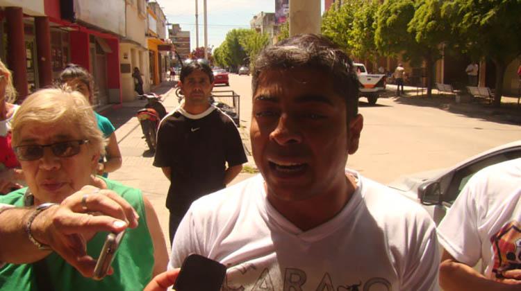 El Juez Arriagada garantizo la visita de Juan Rago a su hija