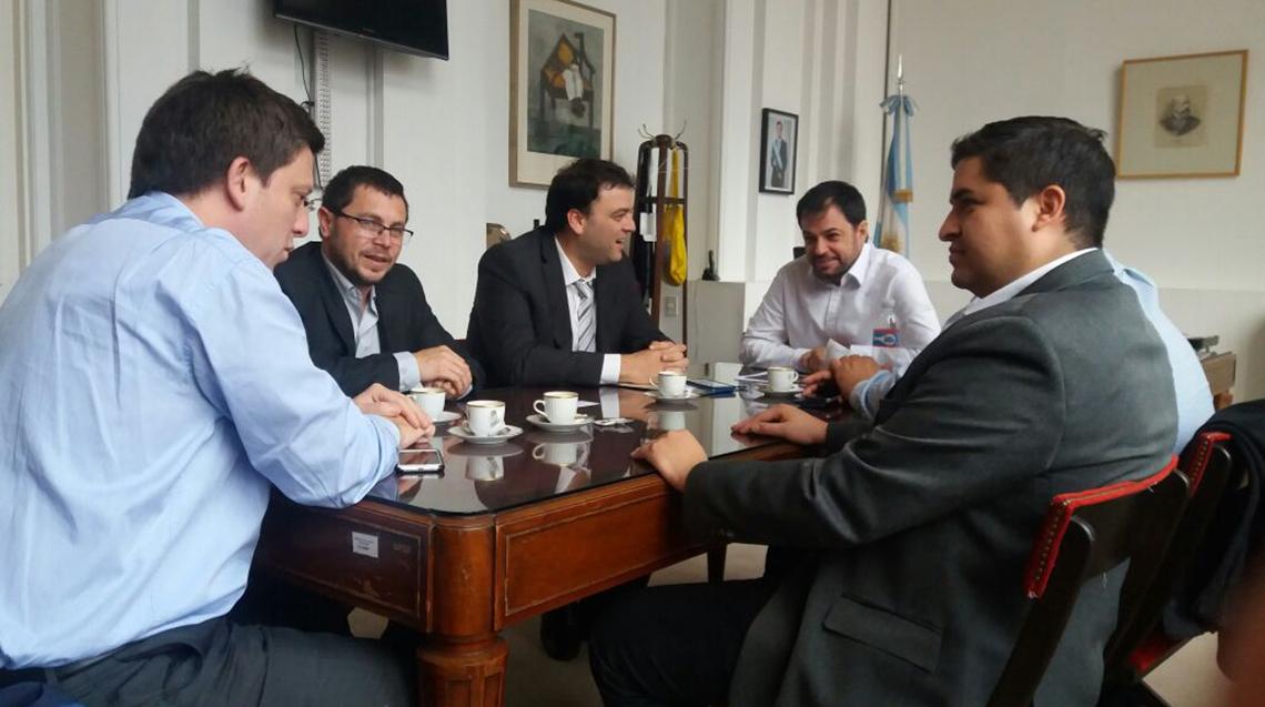 Barroso gestionó en Capital