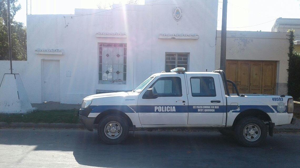Robos en Quiroga