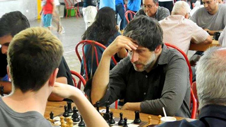 Mussanti Subcampeón de Ajedrez