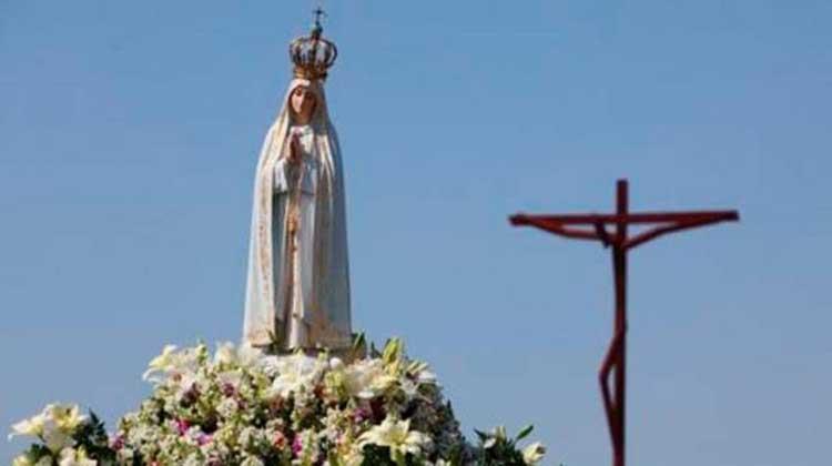 100 años de aparición de Virgen en Fátima