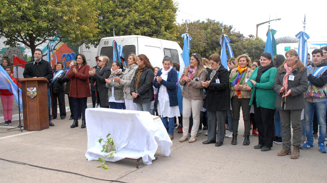 Dudignac celebró su 106° aniversario