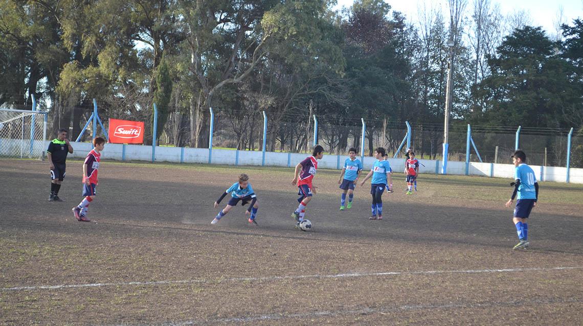 La Copa Sanmartiniana ya tiene semifinalistas