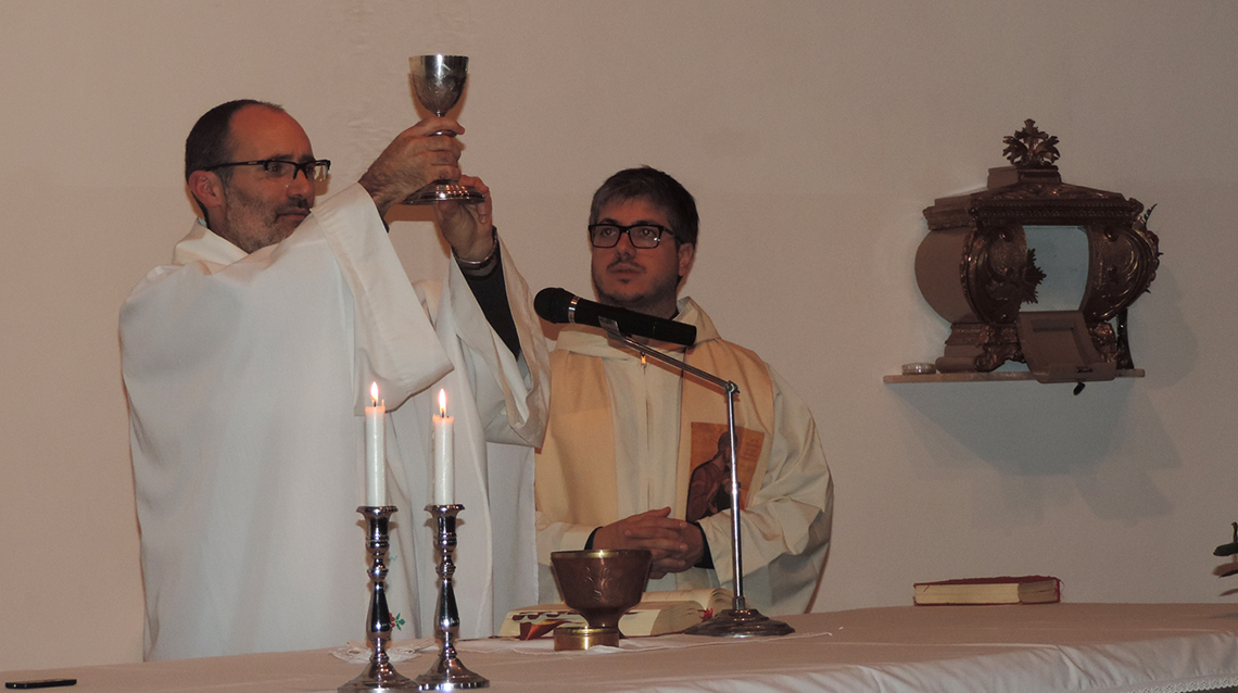 Misa por los sacerdotes