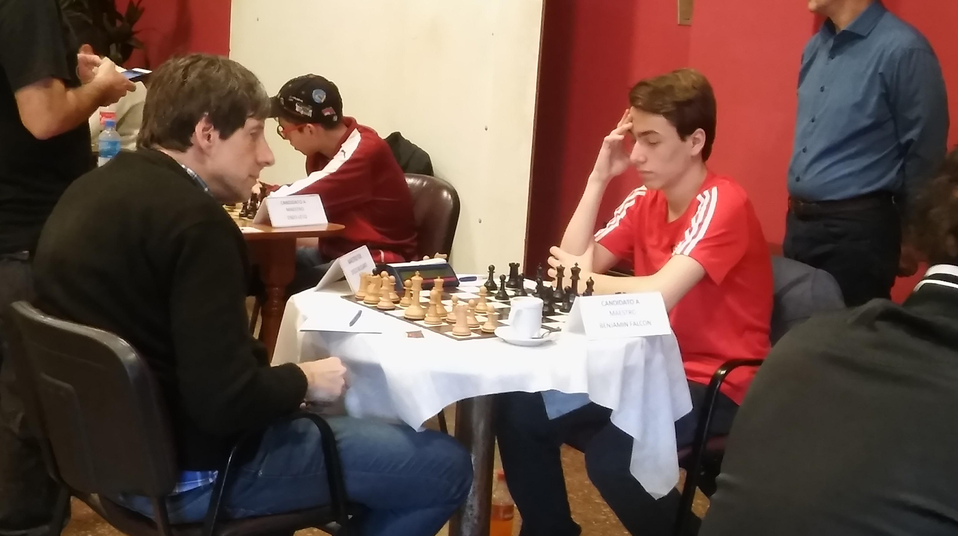 Torneo Abierto de Ajedrez
