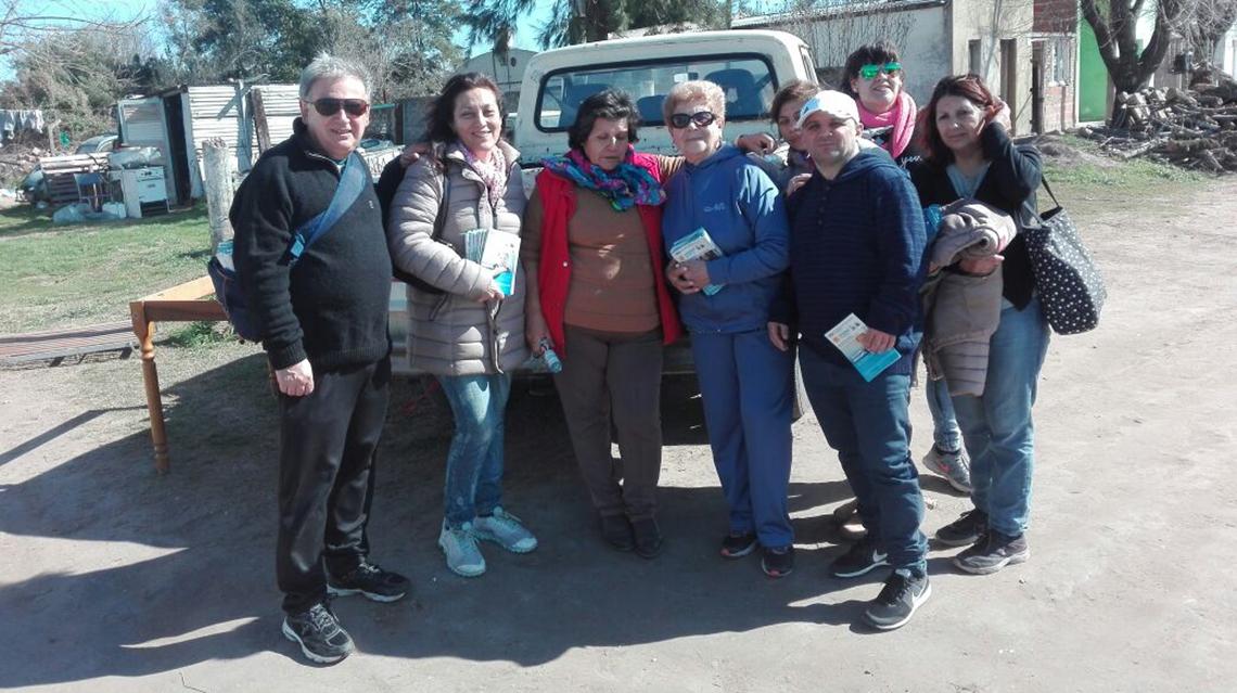 Unidad Ciudadana con miras a las PASO