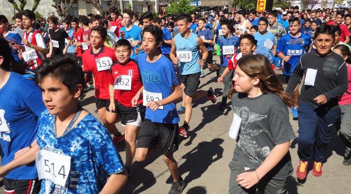 Exitosa VII Maratón Estudiantil