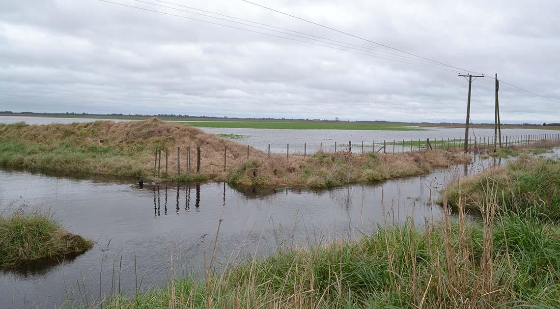 La Rural advierte sobre situación hídrica