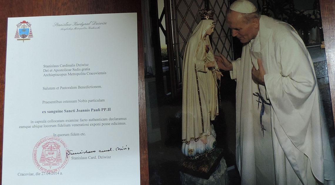 Primer Santuario Diocesano de Fátima