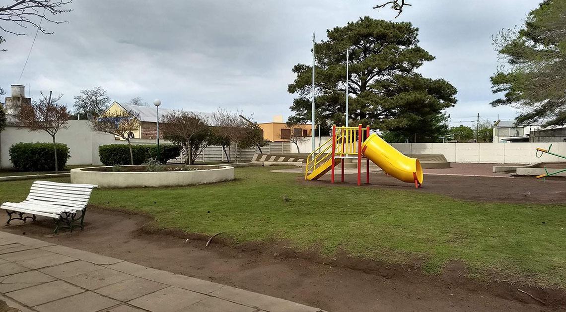 Modernización de plazas