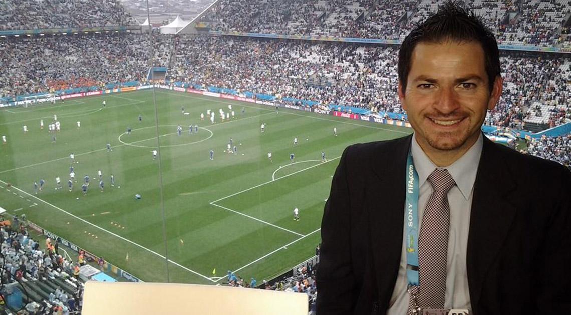 Llega Sport 106 con Alejandro Uriona