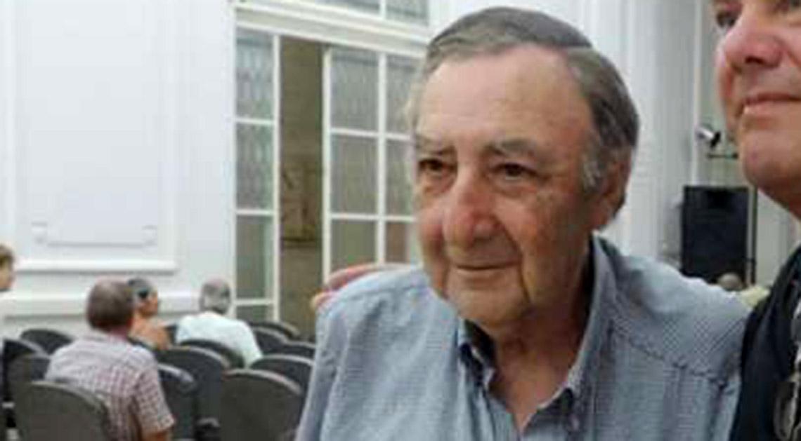 Julio Guerriere presentará nuevo libro
