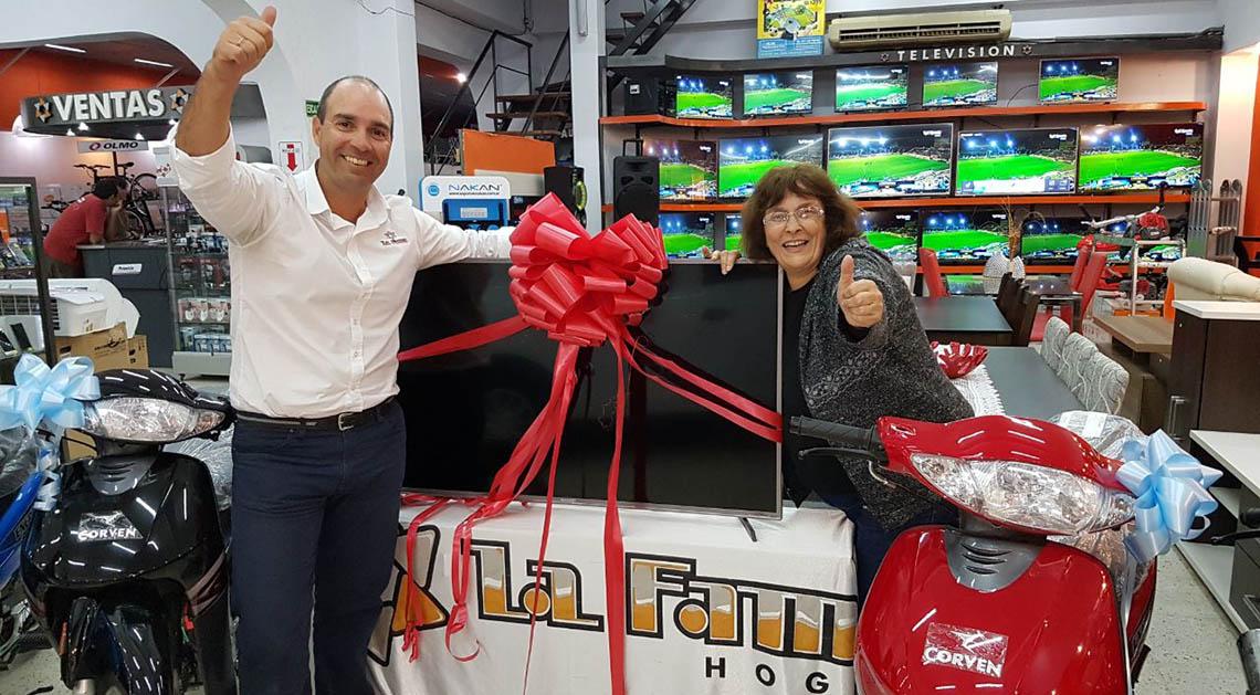 Cristina Cingolani se ganó el Led de La Fama
