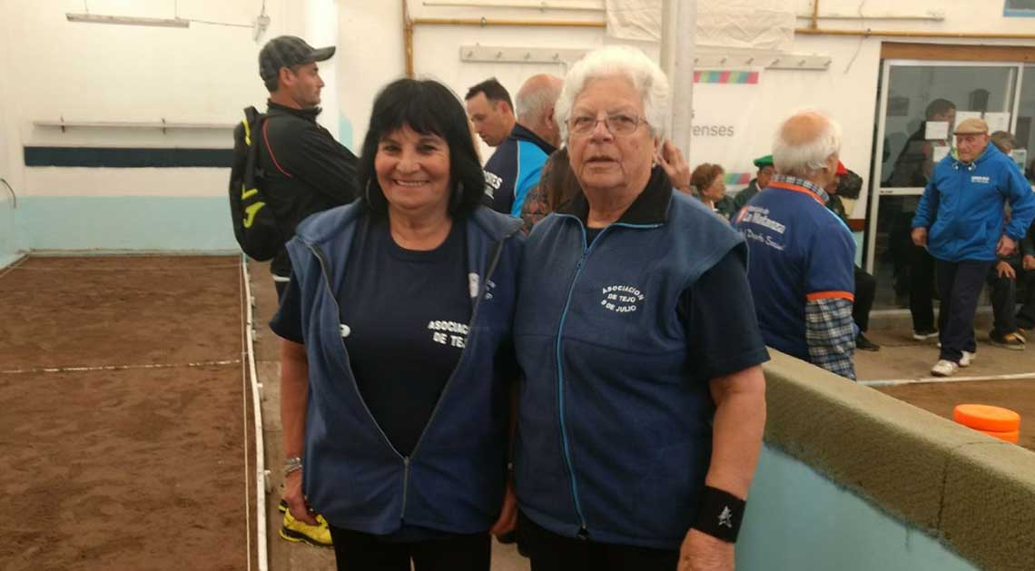 Bonaerenses: Adultos Mayores
