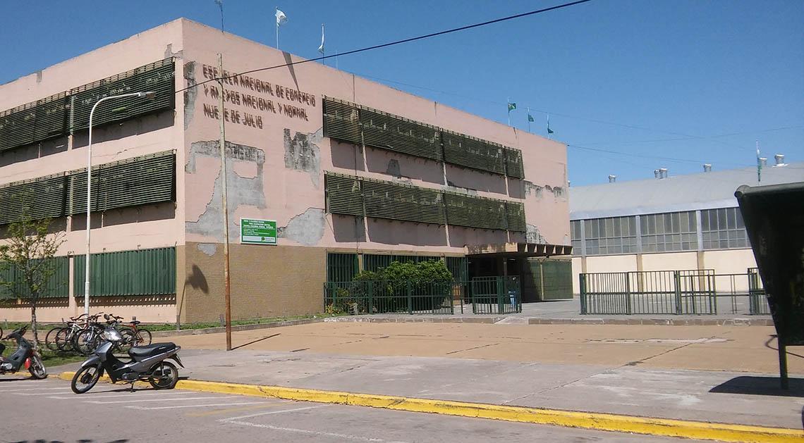 Refaccionarán edificio de Escuela