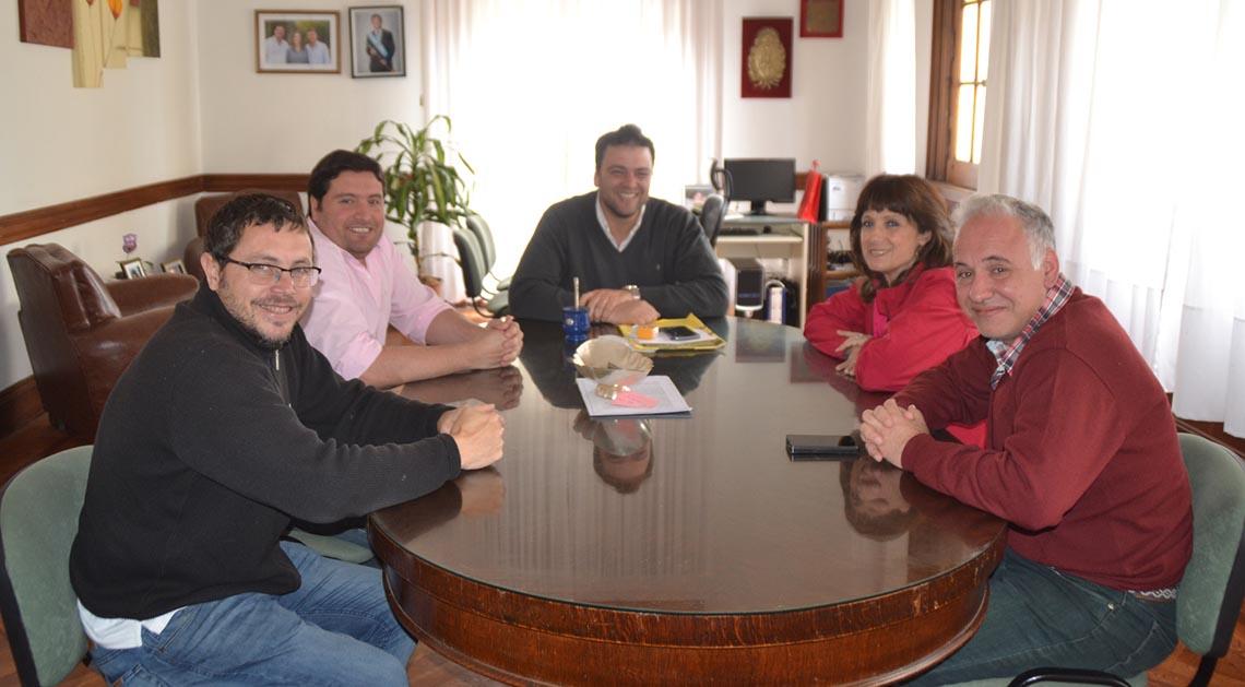 Barroso recibió a Ripoll