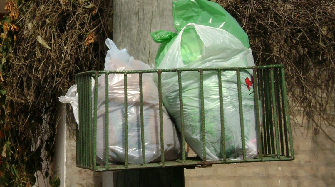 Residuos: Recolección normal