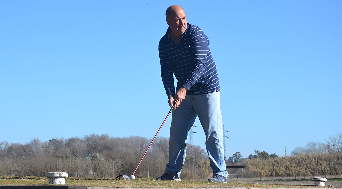 Nuevo torneo de golf