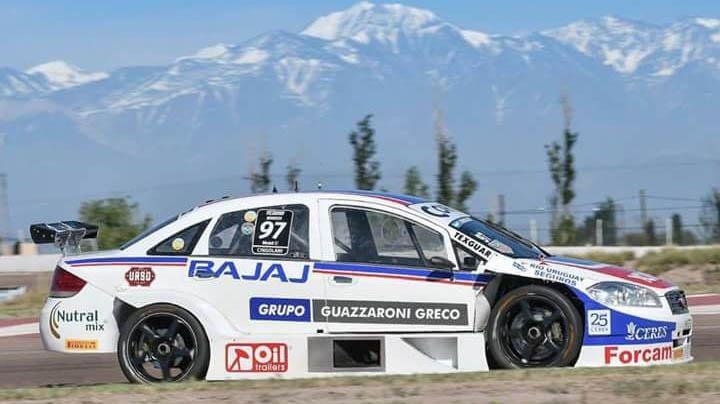 El TC2000 se vive en Mendoza